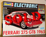 REVELL 1/12 FERRARI 275 GTB 1965 ELECTRONIC