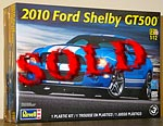 REVELL 1/12 2010 FORD SHELBY GT500 MUSTANG