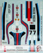 SPEED LINE 1/24 MARTINI 936/76 DECAL for TAMIYA 1/24 PORSCHE 936