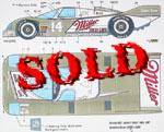 SPEED LINE 1/24 MILLER PORSCHE 962 IMSA 1987