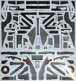 STUDIO 27 1/20 FERRARI 248F1 FULL CARBON DECAL for FUJIMI
