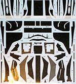 STUDIO 27 1/20 LOTUS 107B 1993 FULL CARBON DECAL