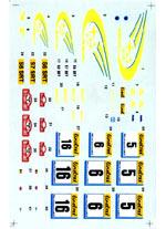 STUDIO 27 1/24 WRC MONTE-CARLO 99 TAMIYA 1/24 SUBARU IMPREZA