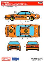 STUDIO 27 1/24 BMW 635 CSi 'JAGERMEISTER' 1984