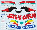 STUDIO 27 1/12 LCR HONDA RC211V MOTO GP 2006