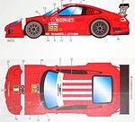STUDIO 27 1/24 PORSCHE 911 GT3 RS SCUDERIA ITALIA FUJIMI