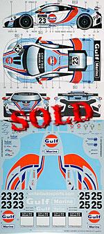 STUDIO 27 1/24 MP4-12 MP4/12C McLAREN GT3 MACAU GT CUP 2012