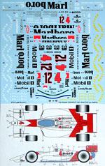 STUDIO 27 1/20 PENSKE SENNA CART 1/20 TAMIYA LOLA T93/00