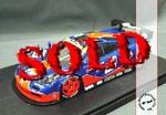 STUDIO 27 1/24 Mclaren F1-GTR Gulf Le Mans 1996