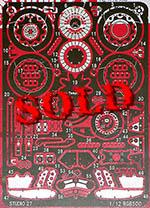 STUDIO 27 1/12 SUZUKI RGB500