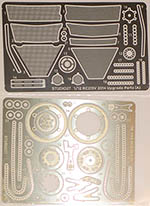 STUDIO 27 1/12 HONDA RC213V 2014 DETAIL UP PARTS