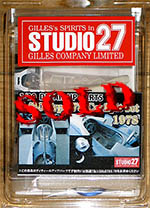 STUDIO 27 1/20 LOTUS 78 '78 COCKPIT DETAIL (PE+WHITE METAL+RESIN)
