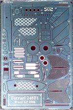 STUDIO 27 1/20 FUJIMI 1/20 FERRARI 248F1 BRASIL GP 2006