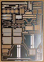 STUDIO 27 1/20 PE DETAIL UP for FUJIMI 1/20 WILLIAMS FW16