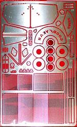 STUDIO 27 1/20 STUDIO27 PE DETAIL FUJIMI 1/20 LOTUS 97T BELGIUM