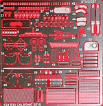 STUDIO 27 1/24 CALSONIC JGTC 96 PE DETAIL NISSAN NISMO GTR GT-R