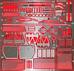 STUDIO 27 1/24 KURE JGTC 1996 PE DETAIL NISSAN NISMO GTR GT-R