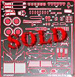 STUDIO 27 1/24 PE DETAIL M3 DTM 2012 1/24 REVELL TOMZCYK #7082