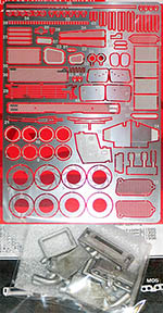 STUDIO 27 1/24 PE + METAL UP McLAREN F1-GTR SHORT TAIL FUJIMI