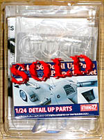 STUDIO 27 1/24 PORSCHE 956 EXTENDED DETAIL UP SET for TAMIYA