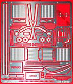STUDIO 27 1/24 PE DETAIL f TAMIYA 1/24 TOYOTA GT-ONE TS020