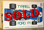 TAMIYA 1/12 TAMIYA 1/12 TYRRELL FORD F-1