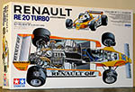 TAMIYA 1/12 TAMIYA 1/12 RENAULT RE20 TURBO + PHOTO ETCH