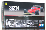 TAMIYA 1/12 TAMIYA 1/12 FERRARI 312T4 + PHOTO ETCH DETAIL SET