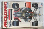 TAMIYA 1/12 TAMIYA 1/12 HONDA McLAREN MP4/6 FULL VIEW