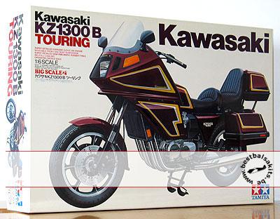 TAMIYA 1/6 TAMIYA 1/6 KAWASAKI Z1300B TOURING