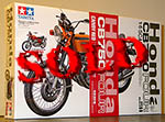TAMIYA 1/6 TAMIYA 1/6 HONDA CB750 FOUR CANDY RED LIM EDITION