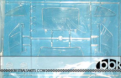 TAMIYA 1/12 1/12 PORSCHE 935 934 CLEAR PART D-SPRUE
