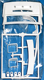 TAMIYA 1/12 PORSCHE 934 S-SPRUE (REAR WING, FRONT SPOILER)