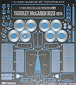 TAMIYA 1/12 PE DETAIL UP 1/12 YARDLEY McLAREN M23 HOBBS
