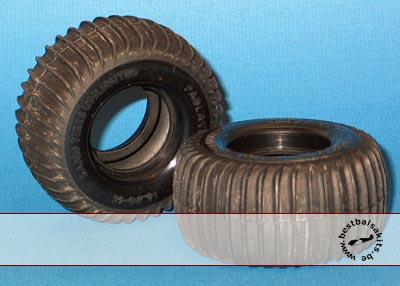 TAMIYA 1/10 REPLACEMENT TIRE SET FOR SAND SCORCHER