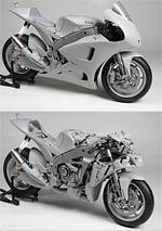 TOP STUDIO 1/12 ROSSI MOTO GP 09 TRANSKIT TAMIYA YAMAHA YZR-M1