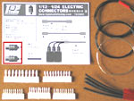TOP STUDIO 1/12 to 1/24 ELECTRIC CONNECTORS TYPE B 1/12 to 1/24 DETAIL
