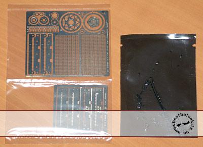 TOP STUDIO 1/12 1/12 all metal chain set for KAWASAKI ZX-RR