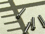 TOP STUDIO 1/12-1/20-1/24 0.5MM ALU RIVETS + HOLE 20PC