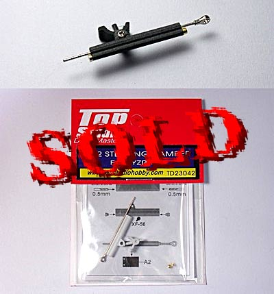 TOP STUDIO NA 1/12 STEERING DAMPER for TAMIYA 1/12 YAMAHA YZR-M1