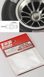 TOP STUDIO 1/20 1/24 1/20 1/24 CAR AIR VALVES 5PCs