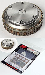 TOP STUDIO 1/12 2002-2003 HONDA RC211V CLUTCH DETAIL UP for TAMIYA