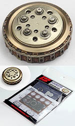 TOP STUDIO 1/12 2006 HONDA RC211V CLUTCH SUPER DETAIL UP TAMIYA