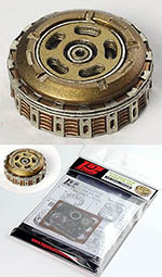 TOP STUDIO 1/12 2006 KAWASAKI ZX-RR CLUTCH SUPER DETAIL UP TAMIYA