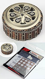 TOP STUDIO 1/12 HONDA RC213V 2013 CLUTCH SUPER DETAIL UP fo TAMIYA