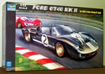 TRUMPETER 1/12 FORD GT40 MkII LE MANS 1966 MCLAREN / AMON