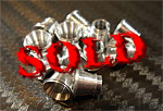 THUNDER VALLEY 1/12 ALU AIR INLETS TAMIYA 1/12 HONDA McLAREN MP4/6