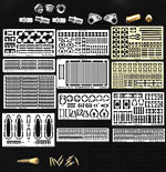 PERFECT PARTS 1/12 PERFECT PARTS MP4/6 DETAIL UP PARTS SET
