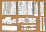 VARIOUS 1/12 1/12 FERRARI 312T F-1 1978 METAL ENGINE